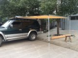 Tetto della tenda della tenda del campeggiatore del tessuto della tela di canapa