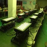 1개의 옥외 LED 벽 세척 빛에 대하여 36PCS RGBW 4