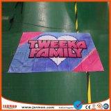 Nouvelle promotion polyester 3 x 5 pieds drapeau personnalisé
