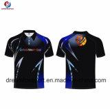 Dreamfox는 자신의 디자인 운동복 남자의 Dri에게 적당한 폴로 셔츠를 만든다