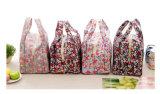 2017 fleurs neuves de cadre de mémoire de poche de sacs de déjeuner ont isolé l'emballage thermique Bolsa Termica Lancheira N563 de pique-nique de sac de refroidisseur
