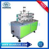 Machine de l'extrudeuse en plastique de la couche de revêtement en poudre en plastique sur le tuyau en acier