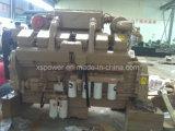 Motor diesel de Kt38-P830 619kw/1500rpm Ccec Cummins de la industria de la potencia original de la construcción