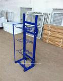 Qualitäts-nützliches Supermarkt-/Store/Shop-Metallbildschirmanzeige-Regal