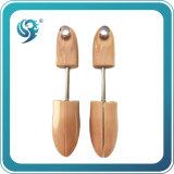 簡単な1つの管によって調節されるデザイン木製の靴の伸張器