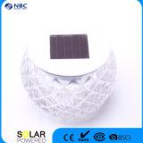 Indicatore luminoso di vetro solare del vaso del silicone non cristallino piacevole di qualità