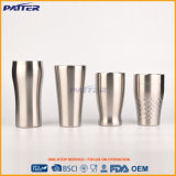 Diseño personalizado de bloqueo de acero inoxidable tazas