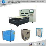 Die tornando/máquina de corte a laser CNC/Totalmente Auto máquina de corte a laser ZY-1218-1500W
