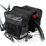 Sacchetto impermeabile della sella della bicicletta del sacchetto del circuito di collegamento della sede posteriore della bici di grande capienza con la casella della maglia