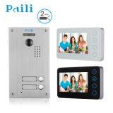 SIP IP multi intercom vidéo d'appartements Door Phone