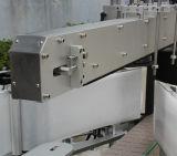 Автоматическая метка горловины расширительного бачка этикетки сзади Этикетка спереди машины маркировки