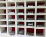 Dissipatore di calore di alluminio dell'espulsione a partire da 32 anni di fornitore di esperienza professionale