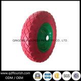 Rotella della gomma piuma dell'unità di elaborazione del pneumatico per la gomma libera piana della carriola 4.00-8