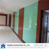 Glace teintée/de couleur flotteur pour la glace décorative en verre en verre/mur/construction