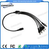 5-Way DC Splitter Câble pour CCTV Caméras vidéo (SP1-5)