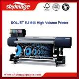 Impresora del Grande-Formato de Rolando Soljet Ej-640 con las cabezas de impresión duales Dx-7