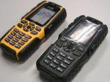 Polvere resistente, telefono della prova dell'acqua (Sonim XP3 Enduro)