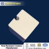 L'alumine de bloc céramique en caoutchouc vulcanisé chemise en céramique