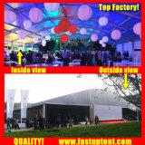 Limpar Arcum Marquee tenda para casamento 200 pessoas lugares comentários