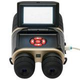 デジタル赤外線夜間視界のズームレンズの拡大の望遠鏡および双眼鏡