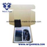 Emisión Handheld de 8 antenas toda la emisión G/M 3G 4glte 4gwimax del teléfono y emisión de Gpsl1/L2 Lojack