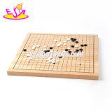 El juego de madera educativo de los nuevos cabritos más calientes va juego de mesa de China W11A073