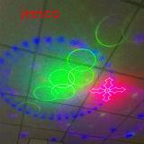 Бар лампы освещения сцены DMX 6ПК*3Вт Светодиодные гриб эффект освещения