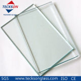 3-10mm Clear / Transparent Float Glass com alta qualidade