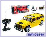 1:7 R/C Hummer-Auto W/Sound 4color (EW106458)