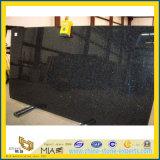 De opgepoetste Blauwe Plak van het Graniet van de Parel voor Countertop & Vanitytop (yqg-GS1017)