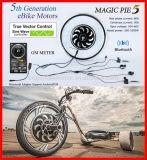 사인 파동 관제사를 가진 250W 500W 1000W E 자전거 엔진 장비