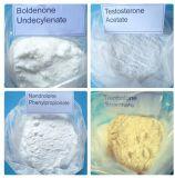 Ссыпая порошок CAS 965-93-5 ацетата Methyltrienolone Metribolone цикла стероидный