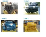 Power57kw/1500rpmの低い燃料消費料量のDeutzエンジン