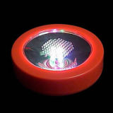 LED RVB Barre clignotante Coaster (QCB-001)
