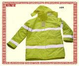 Manteau de haute visibilité