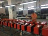 bateria de armazenamento industrial da potência solar da bateria de 200ah 12V VRLA