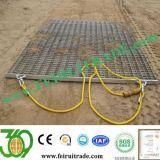 低炭素鋼鉄適用範囲が広い鋼鉄耕作の抗力マット