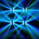 8*10W RGBW LED 8 Hauptarmkreuz-Träger-bewegliches Hauptlicht für Verein-Beleuchtung DJ-Beleuchtung