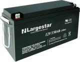 Tiefe Schleife-Batterie, Speicherbatterie, VRLA Batterie 12V 150ah