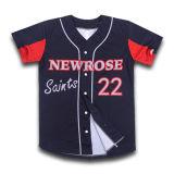 Progettare il commercio all'ingrosso per il cliente della Jersey di baseball della camicia di baseball