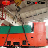 Locomotora carbonífera de la potencia del motor diesel del uso de China para la explotación minera