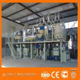 Weizen-Mehl-Fräsmaschinen der Stahlrahmen-Zelle-100tpd mit Preis