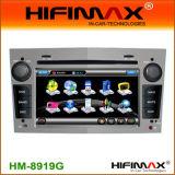 Hifimax DVD de coche navegación GPS para Opel Zafira, el Astra,Antara (04-09) (HM-8919G)