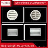 Feritoia di alluminio rotonda dell'aria della feritoia del tempo di ventilazione