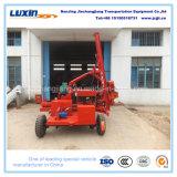 Pilote hydraulique diesel Piling pile photovoltaïque conducteur