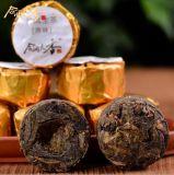 未加工PUErh小型Tuochaユンナンによって老化させる小型Puerhの茶Sheng Chaの減量