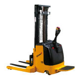 CE Electric Straddle Stacker con Lifting Height 5.5m