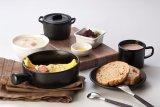 Servicio de mesa 100% de la melamina - vajilla redondo de /Melamine de la placa (final de Matt) (QQBK13203) (1606)