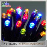 Vacaciones de buena calidad LED de exterior decoración luces de hadas de cadena