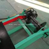 機械を作る自動簡単な繊維の有刺鉄線